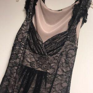 Arden B Lace Floral Dress